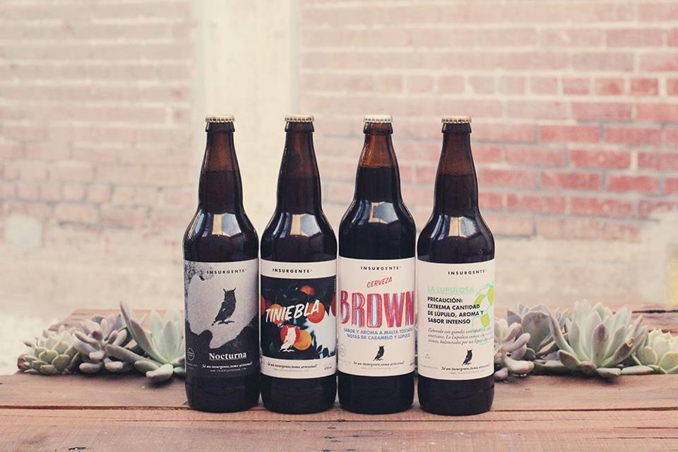 insurgente cerveza