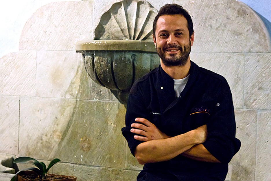 Pedro Martin Kaye Revolutionary Chefs