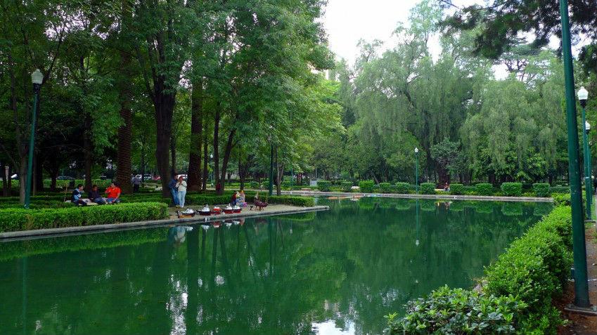 parque lincoln ciudad de mexico