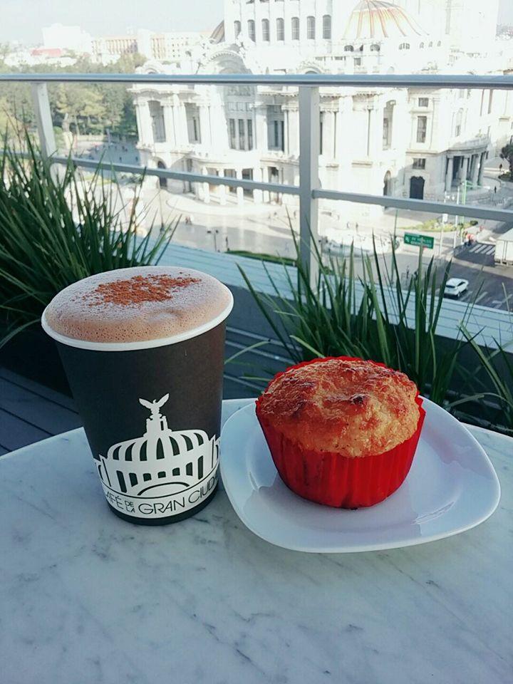Los mejores lugares para tomarse un caf en el centro for Cafe el jardin centro historico