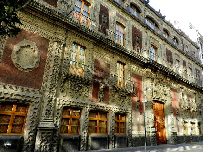 palacio de iturbide