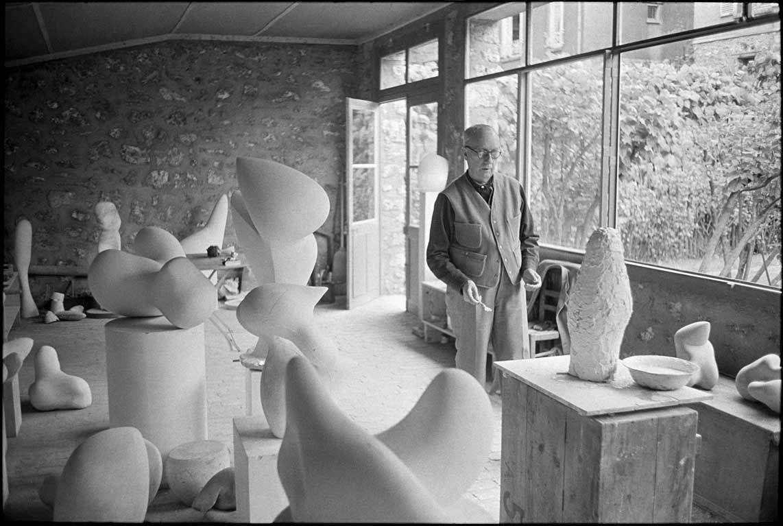 Hans Arp-museo de arte moderno