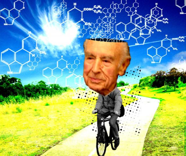 albert hoffman dia mundial de la bicicleta