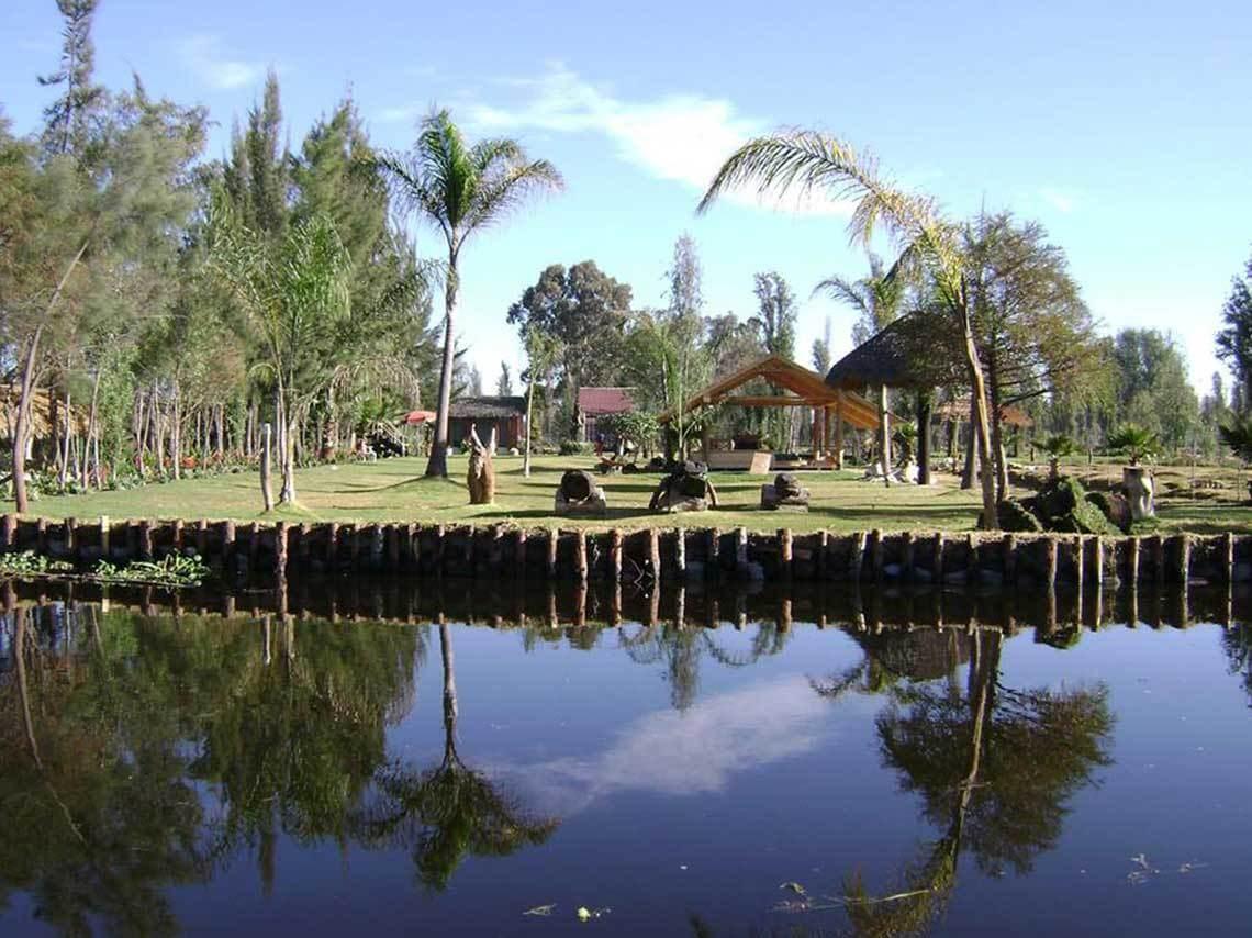 Mxcity Jardineria xochimilco