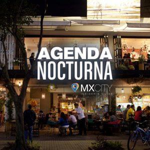 agenda noturna