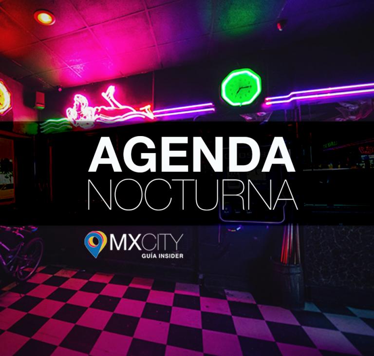 agenda nocturna