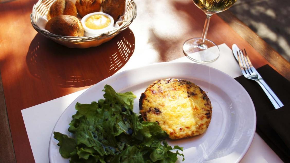 Restaurante bistrot arlequ n for Comida francesa df