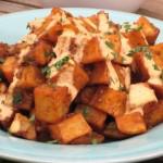 Papas bravas (Hot chili potatoes)
