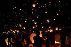 festival de globos de Cantolla