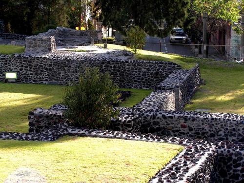 zona arqueologica mixcoac