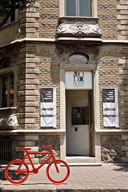 Más información.Museo del Objeto del Objeto.Colonia Roma, México DF. México.