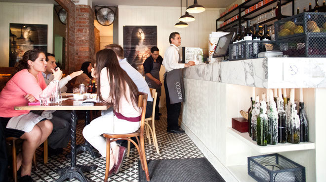 Restaurante Rocco y Simona