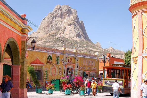 Bernal-Pueblo