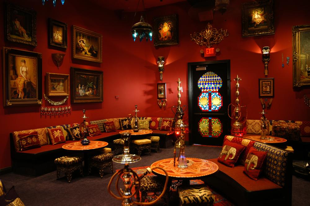 Top 5 los mejores lugares para fumar hookah en el df for Decoration salon de the chicha