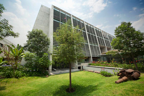 biblioteca-vasconcelos green environment