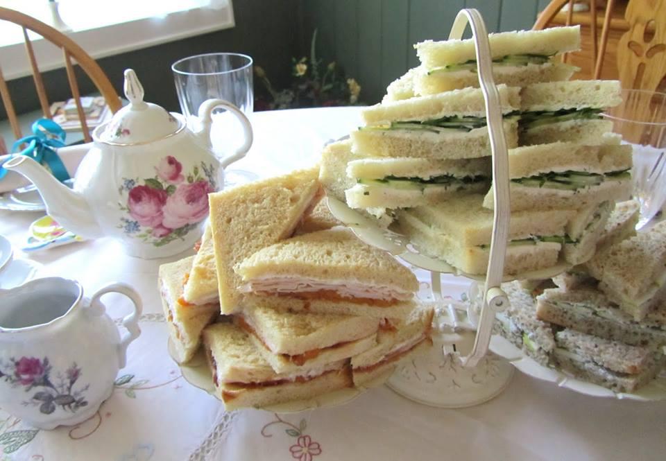 salón de té casa tassel