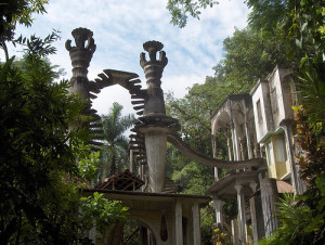 "Xilitla: Municipality located in the Huasteca region in the State of San Luis Potosí, Mexico. Declared a ""Magic Village"" on December 12, 2011 by the Tourism Ministry. Widely known by its fertile mountains and springs that form incredible sceneries throughout the Municipality."