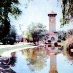 Parque de los Espejos in Polanco, 1960