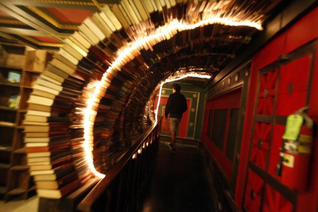 The Last Bookstore, en Los Angeles