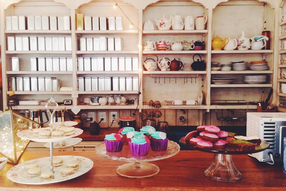 lugares para tomar el té
