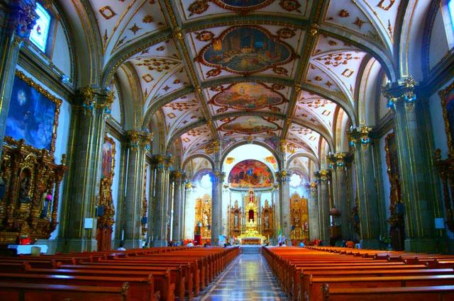 Parroqui San Juan Bautista