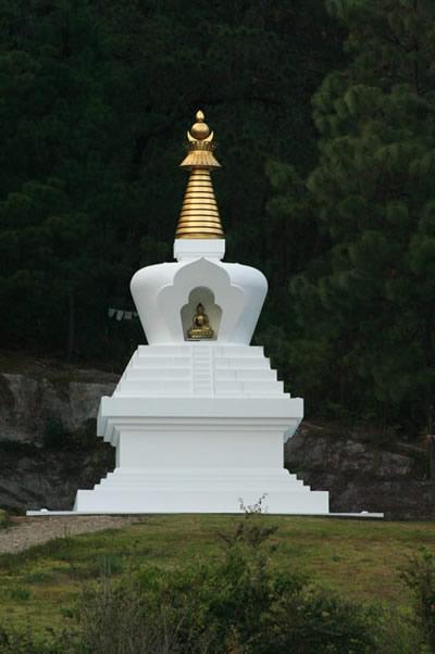 Stupa mexico