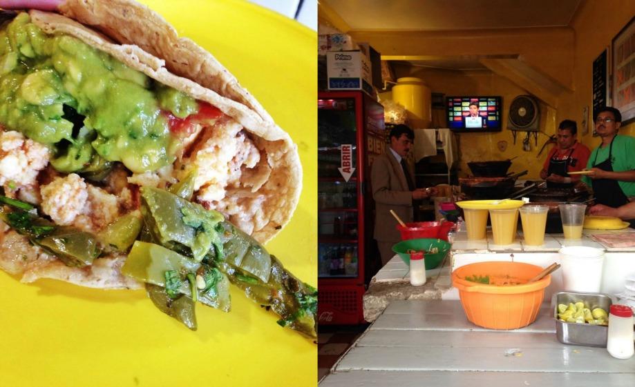 Tacos Hola el guero mx