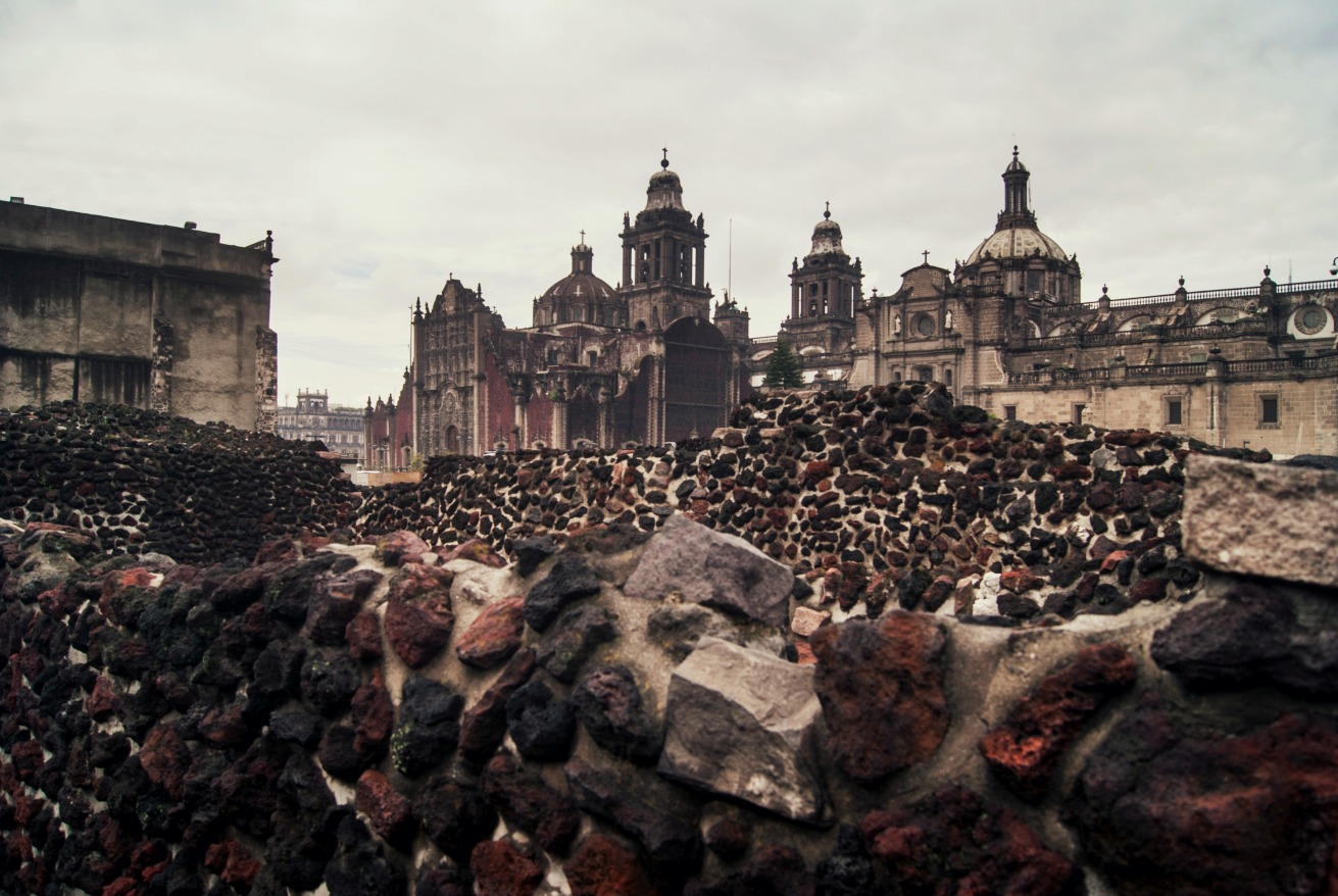 Templo Mayor MX City