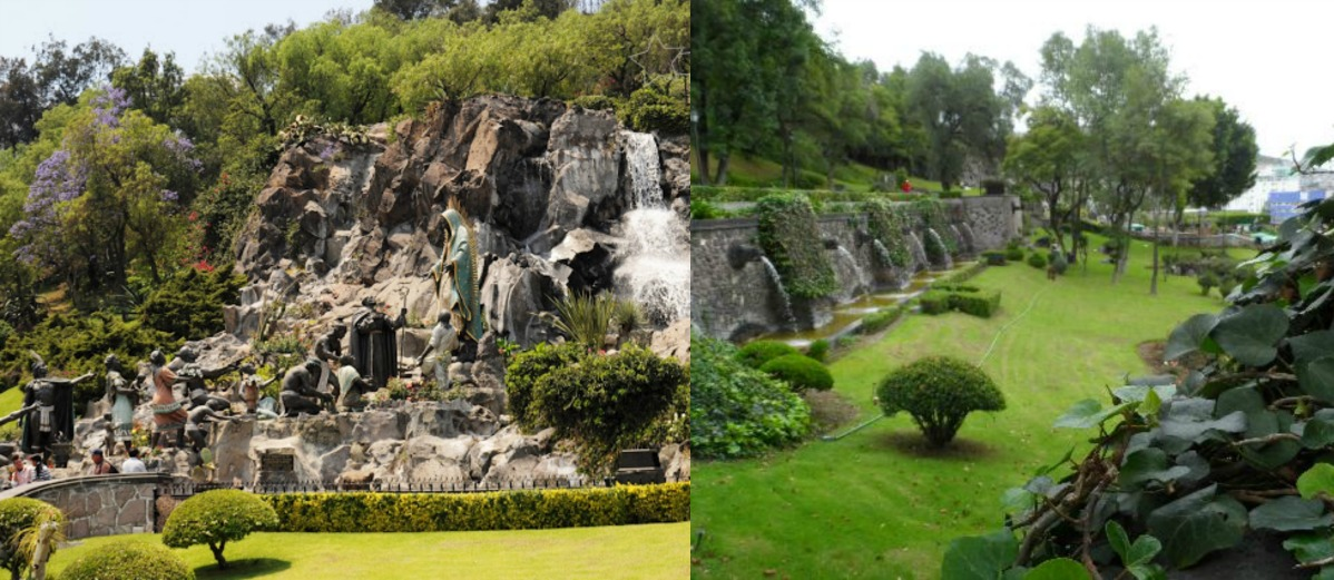 Tepeyac jardin mxc
