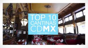 cantinas de la Ciudad de México