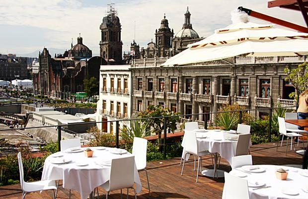 Restaurante El Mayor Menu