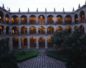 Antiguo Colegio de San Hidelfonso