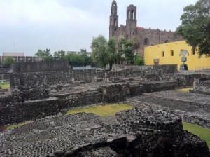 Plaza de las Tres Cultura