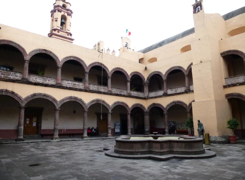 templo y convento de San Bernardino