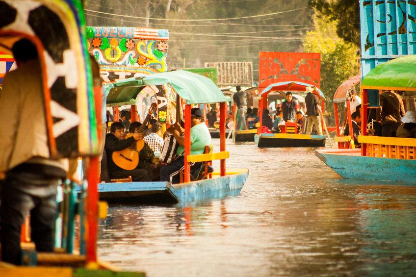 xochimilco mexico city