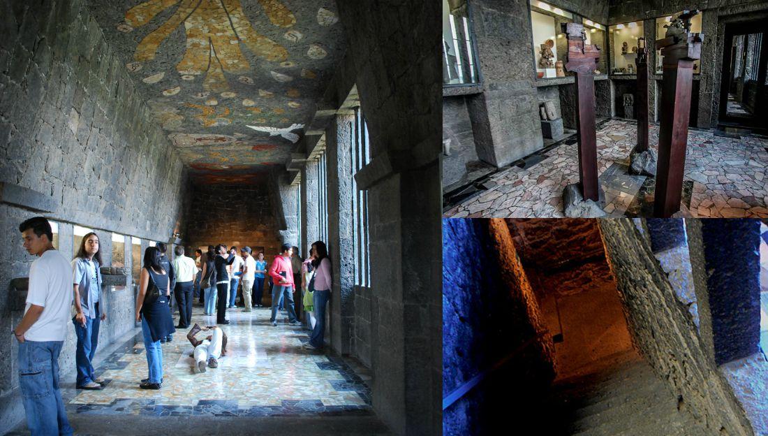 Anahuacalli interior-mxc