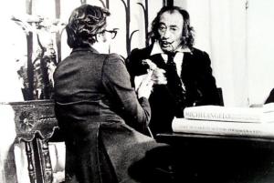 entrevista a Salvador Dalí