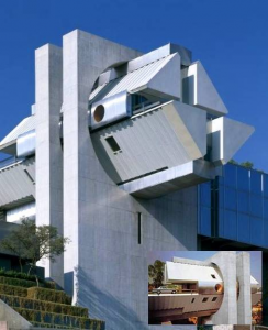arquitectura de Agustín Hernández