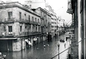 México inundación de 1950