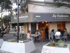 Lonchería La Cadencia