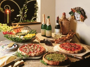 lugares de comida italiana