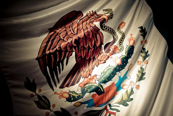 leyenda del águila