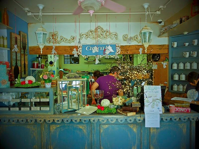 Cupcake Love, Condesa