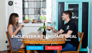 ¿Buscas roomie?