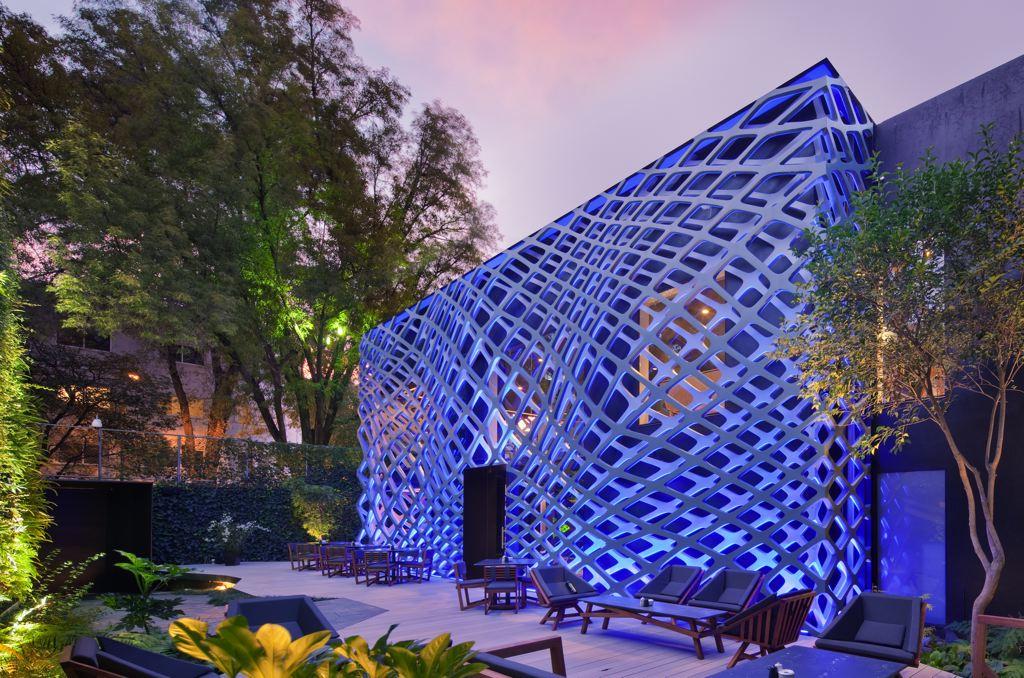 12 incre bles obras de la arquitectura contempor nea en for Arquitectos y sus obras