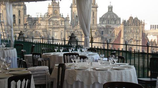 Terraza Del Gran Hotel 113812 19742 Mxcity Guía De La