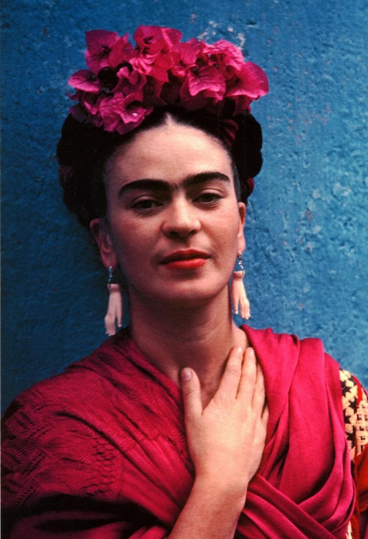 Por Qué Todo El Mundo Habla De Frida Kahlo Nosotras