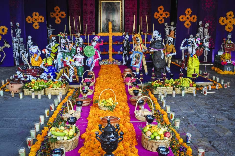 Guía Práctica Para Preparar Un Altar De Día De Muertos En Casa