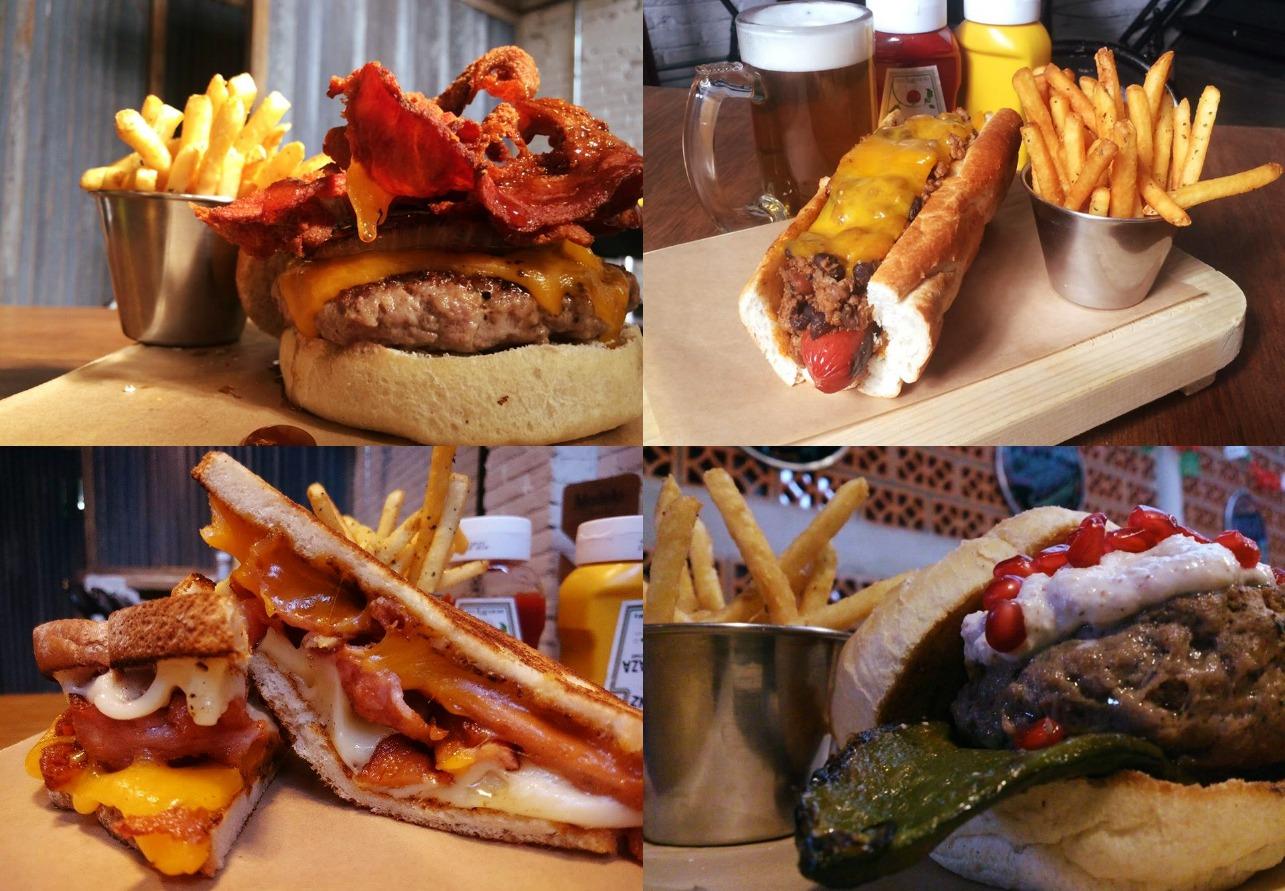 Smokey's Burger House-1
