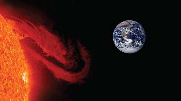 Tormenta Solar, foto alertacatastrofes.com